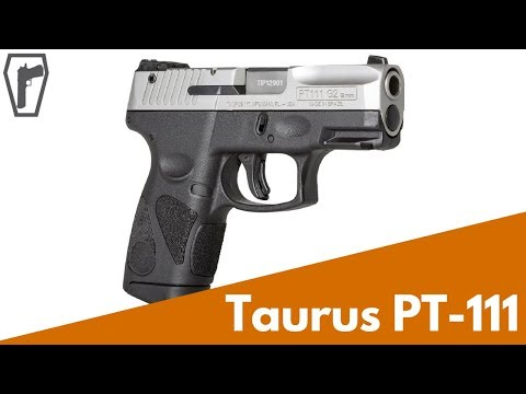 Taurus PT111 Millennium G2 [HD] Cleaning & Features