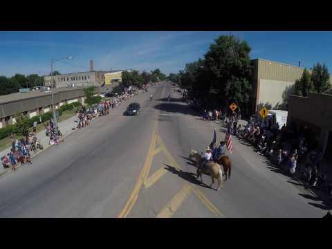 4th July Parade, Choteau Montana!