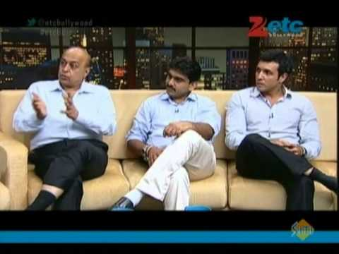 Mahesh Bhatt & Distributors With Komal Nahta