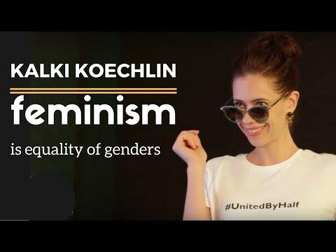 Interview with Kalki Koechlin : Women Empowerment & More