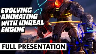 Evolving Animating with Unreal Engine | GDC 2021