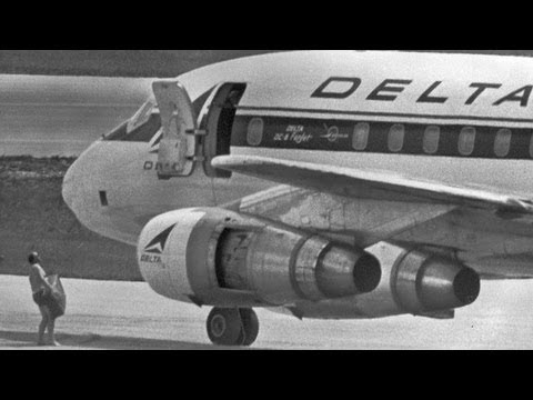NEWS/MAG: Hijacking epidemic in America: 1961-1972