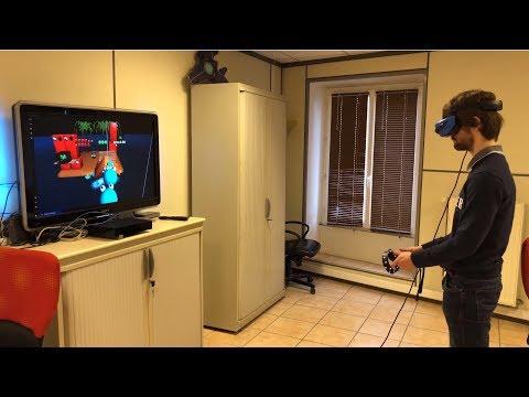 Bubble Blast Rescue VR (Mixed Reality edition)