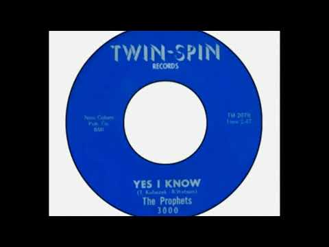 Prophets - Yes I Know(1967). mp3