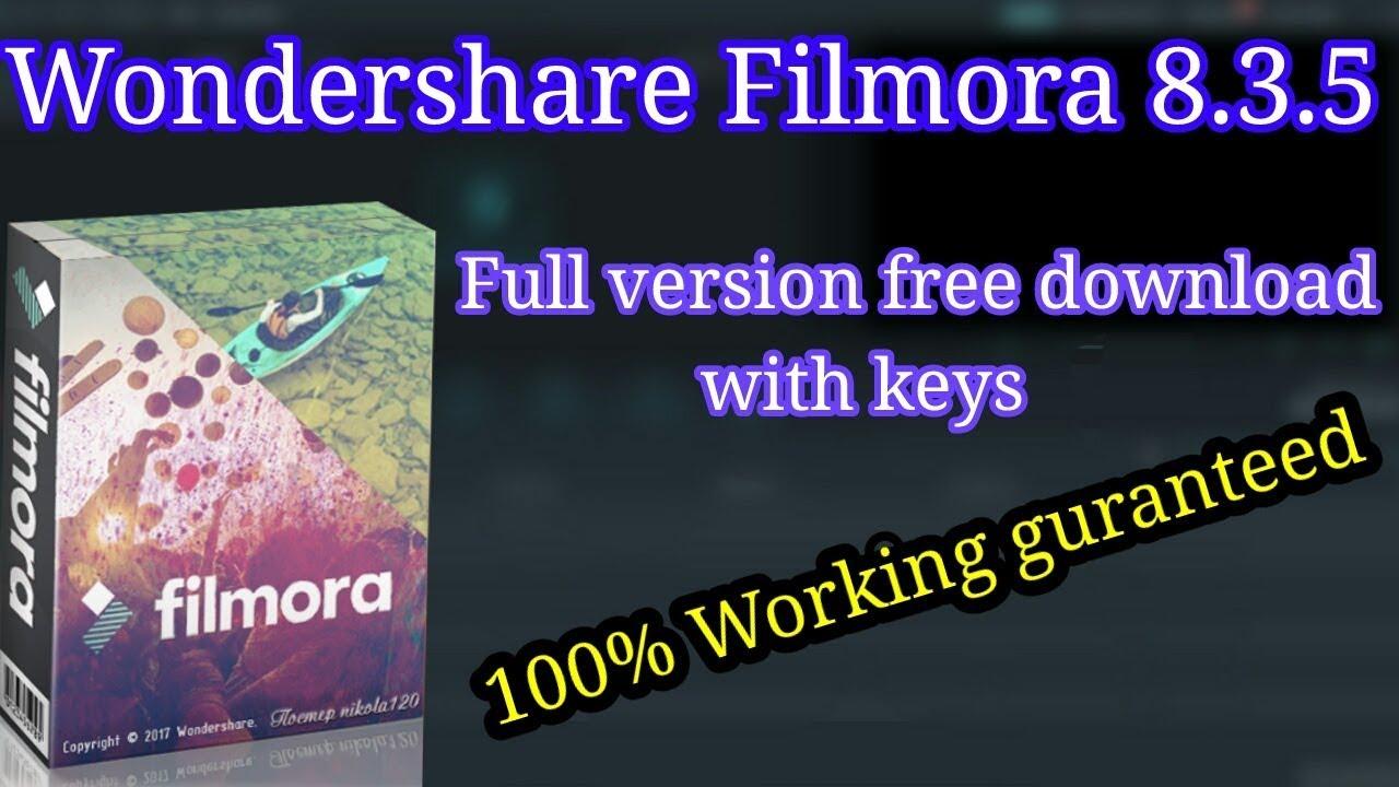 filmora registration code 2017 free