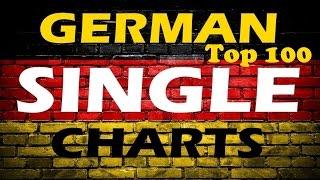 Deutsche/German Single Charts Top 10 - (11. März 2016)