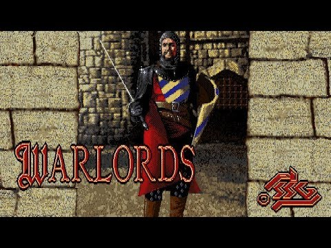 "Warlords (PC/DOS) 1990, Strategic Studies Group Pty Ltd. ""Longplay"""