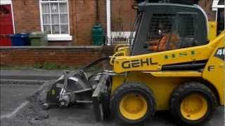 Skid Steer With HSL Construction Ltd