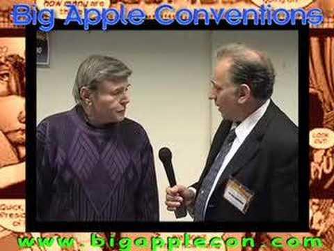 Big Apple Con Walter Koenig Interview
