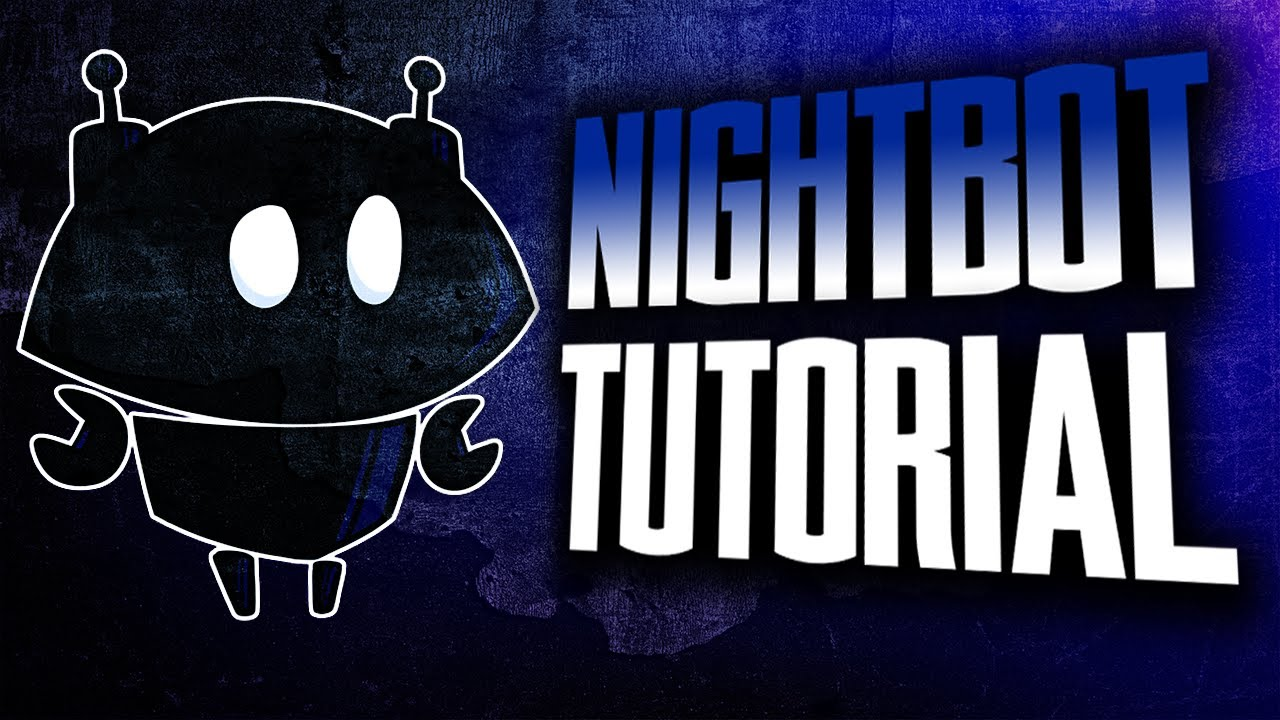 How to Livestream YouTube 24/7: Nightbot Tutorial