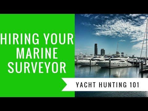 Hiring A Marine Surveyor