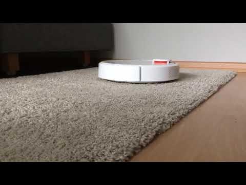 Xiaomi Mi Robot Max. Carpet Hight