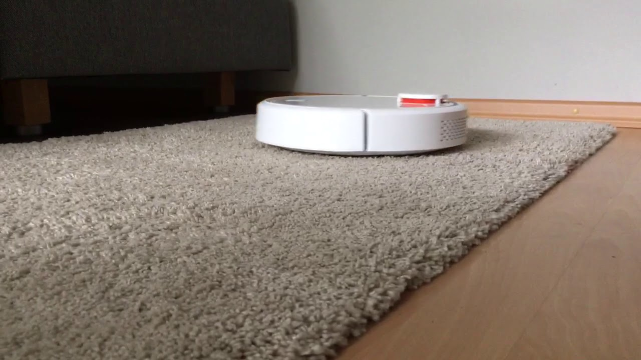 Xiaomi Mi Robot max. carpet hight