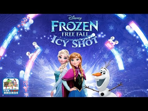 Frozen Free Fall: Icy Shot – Shoot Snowballs From The Snowflake Cannon (iOS/iPad Gameplay)