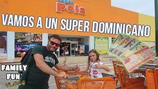 Vamos de compras a un SUPERMERCADO DOMINICANO