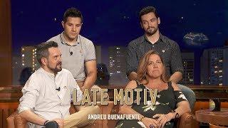 LATE MOTIV - Los Titanes CR | #LateMotiv261 thumbnail
