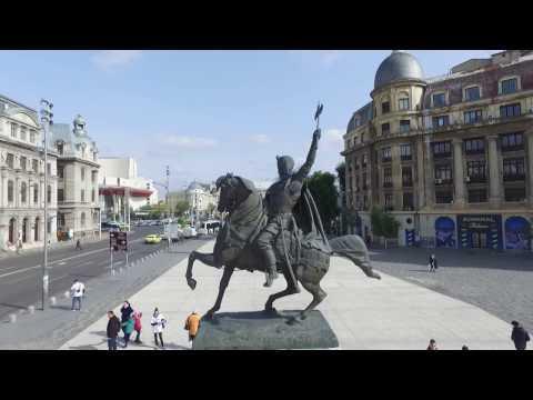Filmare Uimitoare Cu Drona | Bucuresti (VideoUHD)