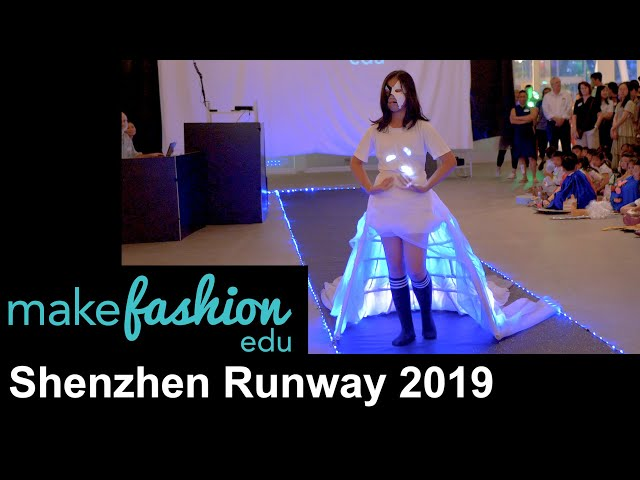 Shenzhen 2019 Runway Full Version - MakeFashion Edu