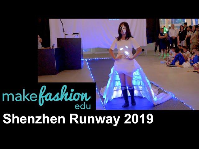 Shenzhen 2019 Runway Full Version - MakeFashion Edu
