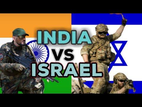 INDIA VS ISRAEL MILITARY POWER COMPARISON 2020