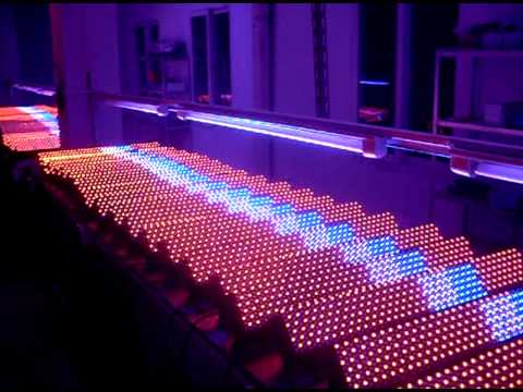LED STAGE LIGHTING - YouTube