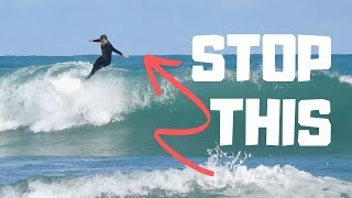 The TOP 5 Surfing Mistakes | Learning How To Surf