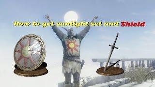 DARK SOULS III: How To Get Sunlight Set and Shield