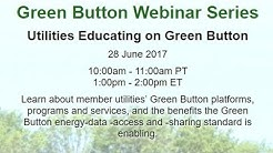 Green Button - Utilities Educating on Green Button