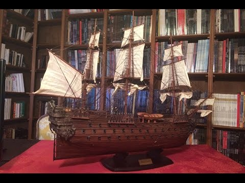 ASMR - Model Ship Of The Line Show and Tell
