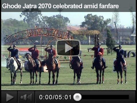 Nepal's Horse Festival Has Deep Cultural Roots 1