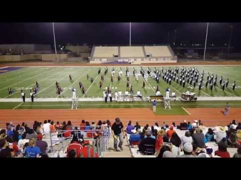 Carlsbad High School Marching Band & Color Guard