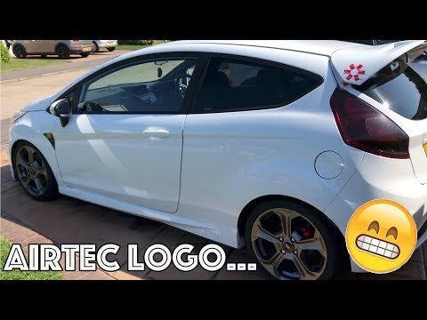 NEW AIRTEC STICKER & BAD NEWS