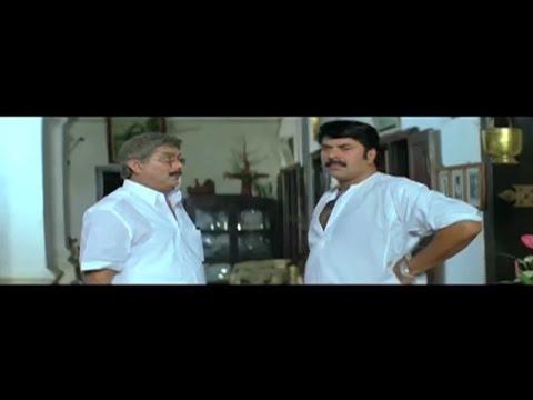 Mammootty Movie Scene | Nasrani Malayalam Movie...