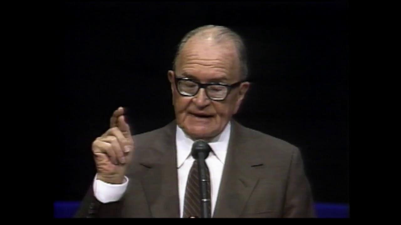 A Born Again Christian | Theodore M. Burton | 1982