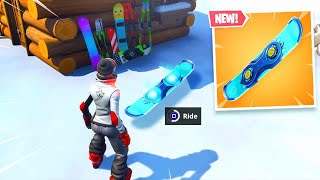 New Fortnite DRIFTBOARD is INSANE!