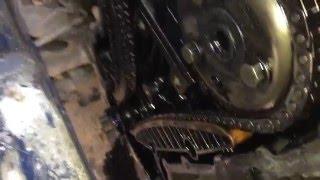 Форд Транзит 2.2 cdi как выставить метки ГРМ