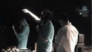 GIHT SHASIE Prokleti Živi, Neumorni Mrtvi Live @ Kocka, Split, 29.4.2009.