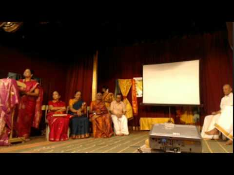 Parivadini LIVE- Felicitaions to Smt. Suguna Varadachari.