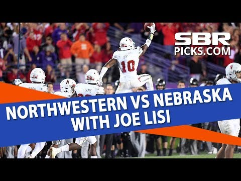 Free College Football Picks | Northwestern vs Nebraska | Week 10 Betting Previews With Joe Lisi