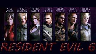 Resident Evil 6 PC FR HD test avis et critique