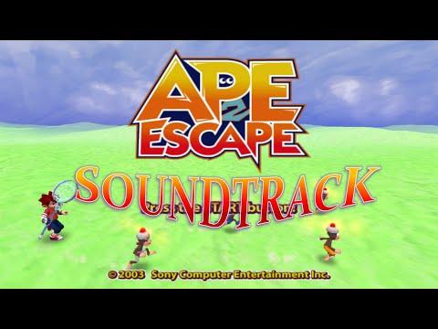 Ape Escape 2 Soundtrack (50 Tracks)