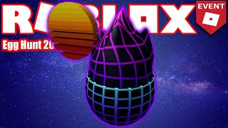 [EASY] How to get the Retro Egg, The Geometric - HUB - Roblox Egg Hunt 2019 GUIDE