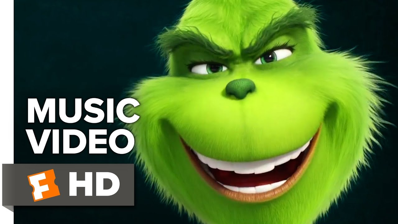 Download The Grinch Lyric Video - You're A Mean One, Mr. Grinch (2018) | Movieclips Coming Soon