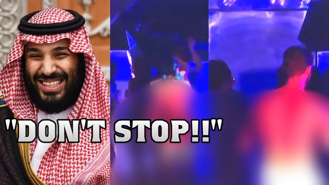 Download SAUDI MEN & WOMEN ARE DOING THIS PUBLICALLY