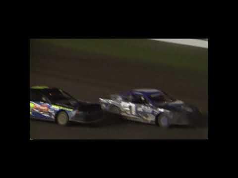 Usra Stock Car Amain @ Hamilton County Speedway 07/07/18