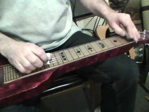 Send Me The Pillow Steel Guitar Youtube