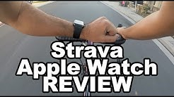 Strava Apple Watch App Review
