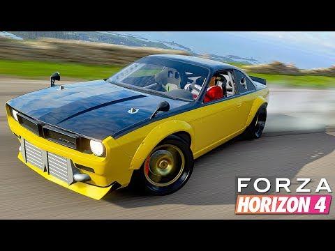 ДРИФТ НА 3 ЗВЕЗДЫ. ДРИФТ КЛАБ 2.0 НА ОТЛИЧНО В Forza Horizon 4. thumbnail