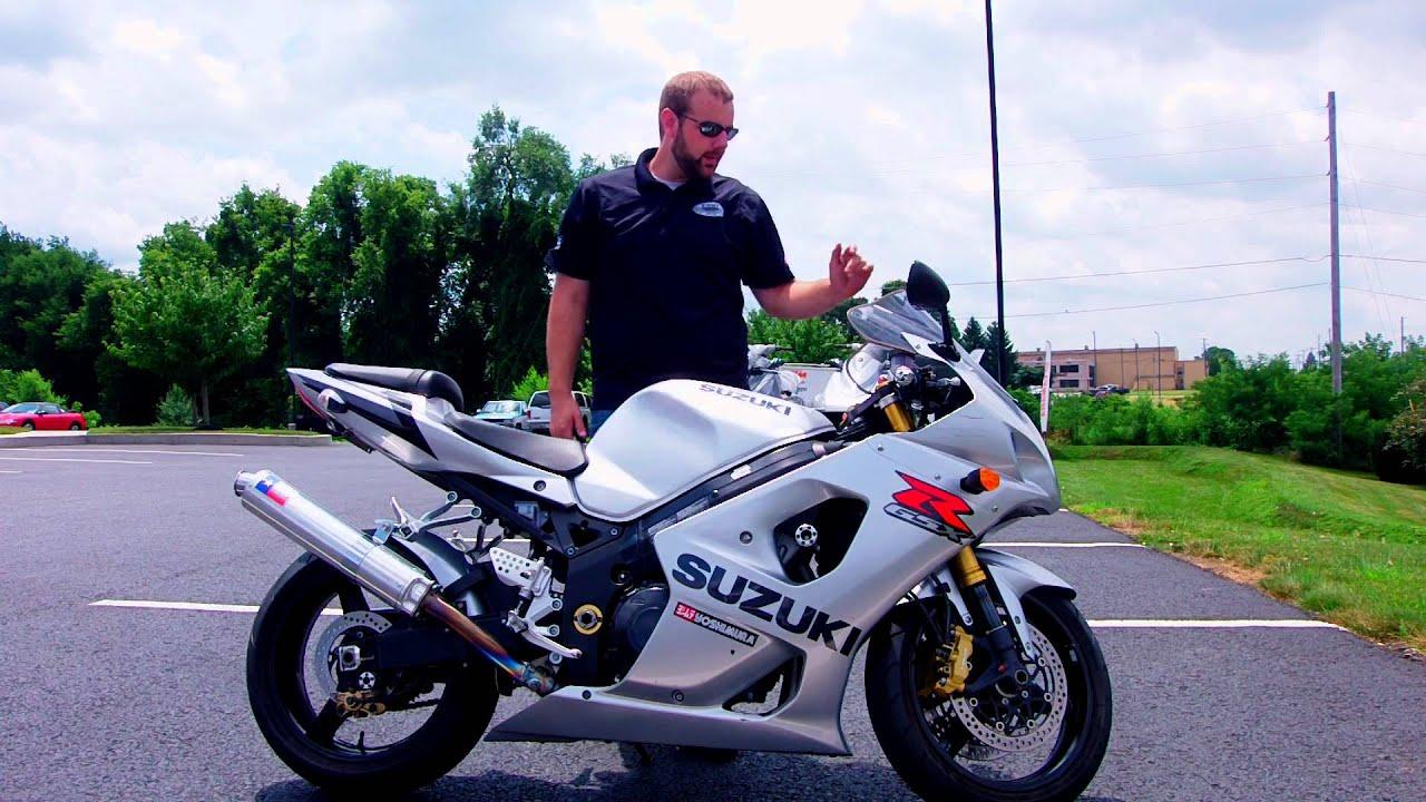 2003 Suzuki GSXR 1000 - YouTube