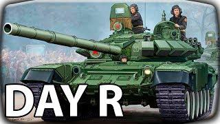 Day R Нашел ТАНК ЧТО можно найти в Москве 13